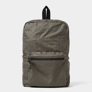 NWT Zara Khaki Ultralight Foldable Backpack 🎒